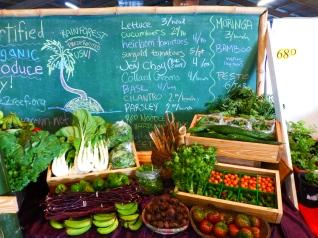 our farm spread