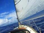 the sail home